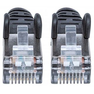 (€2,45*/1m) 2.00m Intellinet Cat. 6 Patchkabel S/FTP PiMF RJ45