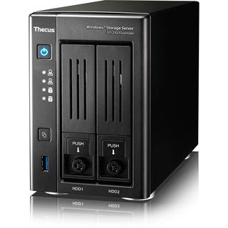 Thecus W2810PRO ohne Festplatten
