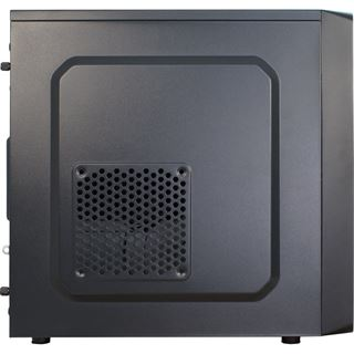 Inter-Tech MA-01 Midi Tower 500 Watt schwarz