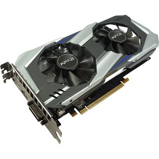 3GB KFA2 GeForce GTX 1060 OC Aktiv PCIe 3.0 x16 (Retail)