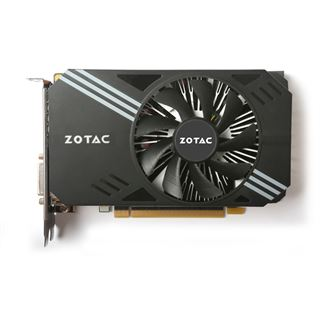 3GB ZOTAC GeForce GTX 1060 Mini Aktiv PCIe 3.0 x16 (Retail)
