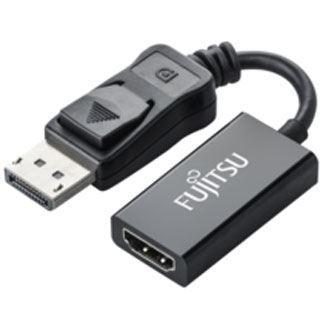 Fujitsu Displayport 1.2 Adapter Displayport Stecker auf HDMI-Buchse