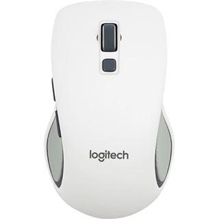 Logitech M560 USB weiß (kabellos)