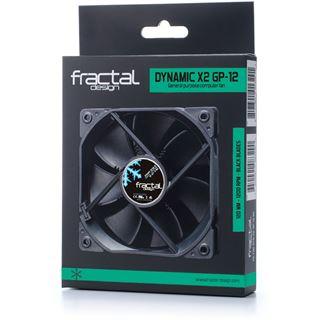 Fractal Design X2 GP-12 120x120x25mm 1200 U/min 19.4 dB(A) schwarz