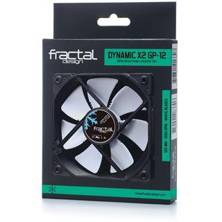 Fractal Design X2 GP-12 120x120x25mm 1200 U/min 19.4 dB(A)