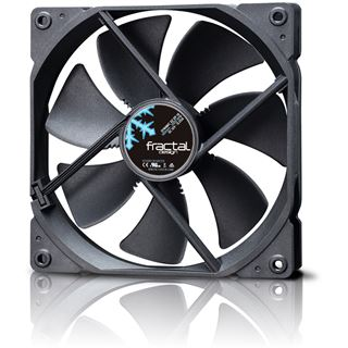Fractal Design X2 GP-14 140x140x25mm 1000 U/min 18.9 dB(A) schwarz
