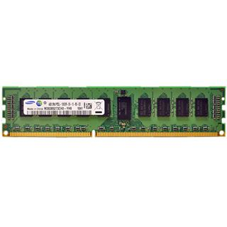 16GB Samsung M393B2G70EB0-YK0 DDR3-1600 regECC DIMM CL11 Single