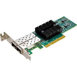 Synology NAS Netzwerkkarte E10G17-F2 10Gbit SFP+ Dualport
