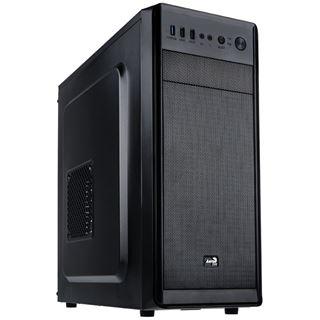 AeroCool SI-5100 System Integration Midi Tower ohne Netzteil schwarz