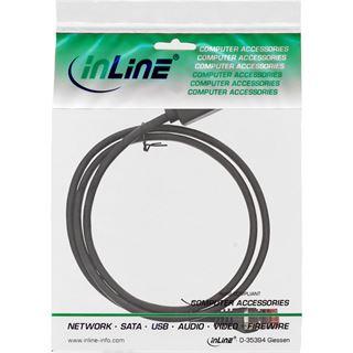 (€3,45*/1m) 2.00m InLine Cat. 6 Patchkabel S/FTP RJ45 Stecker