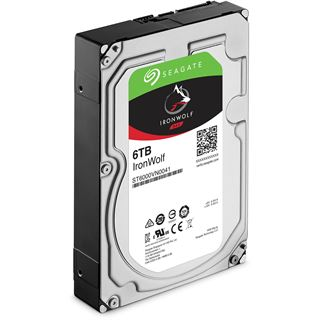 "6000GB Seagate IronWolf ST6000VN0041 128MB 3.5"" (8.9cm) SATA"