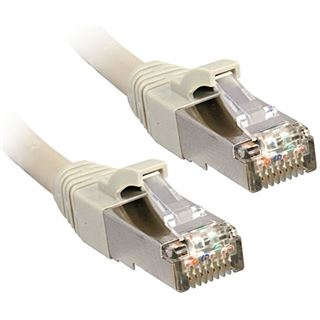 (€0,79*/1m) 10.00m Lindy Cat. 6 Patchkabel STP RJ45 Stecker auf