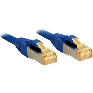 (€2,49*/1m) 10.00m Lindy Cat. 7 Rohkabel Patchkabel S/FTP PiMF