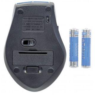 Manhattan Curve USB schwarz (kabellos)