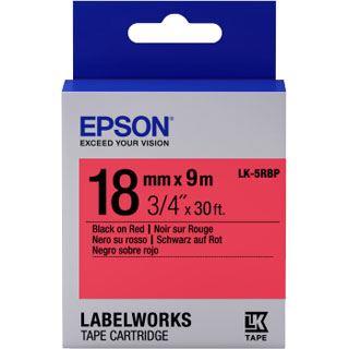 Epson TAPE - LK5RBP PASTEL BLK/