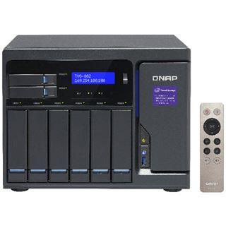 QNAP Turbo Station TVS-882-I5-16G ohne Festplatten
