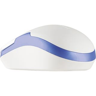 LogiLink ID0130 USB weiß/blau (kabellos)