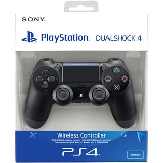 Sony Playstation 4 PS4 Dualshock Wireless Contoller V2 2016 - schwarz