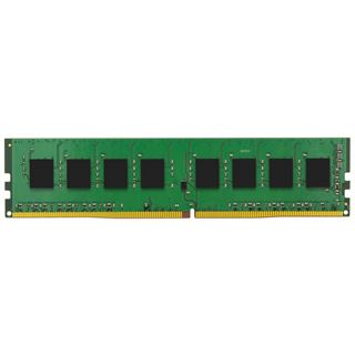 8GB Kingston ValueRAM Dual Rank DDR4-2400 DIMM CL17 Single
