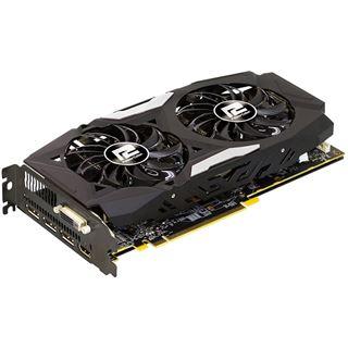 8GB PowerColor Radeon RX 480 Red Dragon Aktiv PCIe 3.0 x16 (Retail)