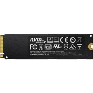 500GB Samsung 960 Evo M.2 2280 NVMe PCIe 3.0 x4 32Gb/s 3D-NAND TLC