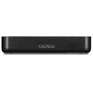 """1000GB Buffalo MiniStation HD-PCF1.0U3BD-WR 2.5"""" (6.4cm) USB 3.0"""