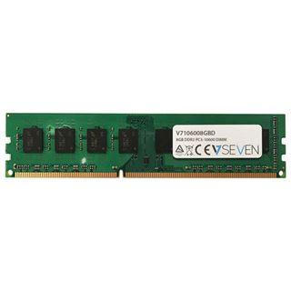 8GB V7 V7106008GBD DDR3-1333 DIMM CL9 Single