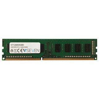 4GB V7 V7128004GBD DDR3-1600 DIMM CL11 Single