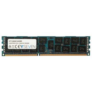 16GB V7 V71280016GBR DDR3-1600 regECC DIMM CL11 Single