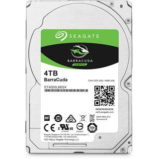 "4000GB Seagate Barracuda Compute ST4000LM024 128MB 2.5"" (6.4cm)"