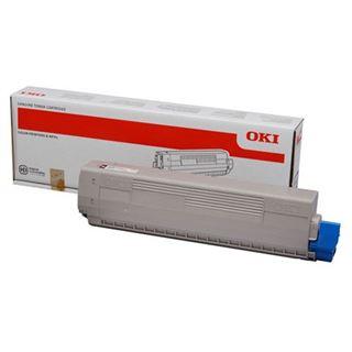 OKI Toner C332/MC363 cyan