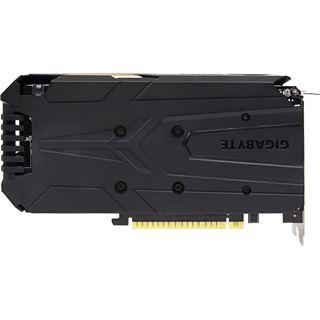 4GB Gigabyte GeForce GTX 1050 Ti Windforce OC 4G Aktiv PCIe 3.0 x16
