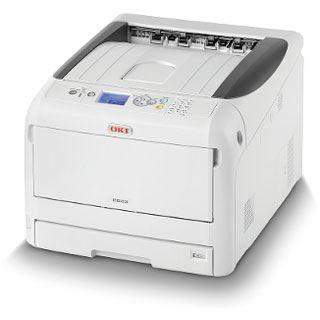 OKI C833n A3 Laserdrucker Farbe