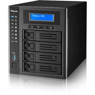Thecus N4810 4bay Tower Intel CPU QuadCore 4GB RAM