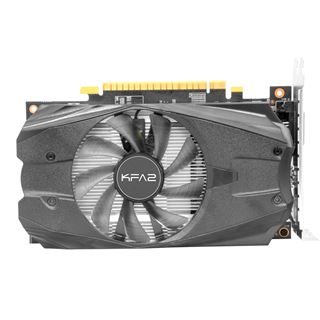 4GB KFA2 GeForce GTX 1050 Ti OC Aktiv PCIe 3.0 x16 (Retail)