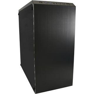 LC-Power 986B Dark Shadow mit Sichtfenster Midi Tower ohne Netzteil