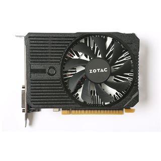 4GB ZOTAC GeForce GTX 1050 Ti Mini Aktiv PCIe 3.0 x16 (Retail)
