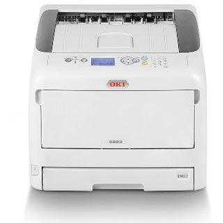OKI C823dn A3 Laserdrucker Farbe