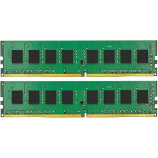 16GB Kingston KVR21E15D8K2/16I DDR4-2133 ECC DIMM CL15 Dual Kit