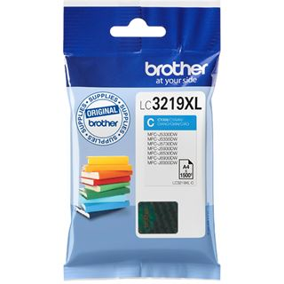 Brother Tinte LC3219XLC LC3219XLC cyan