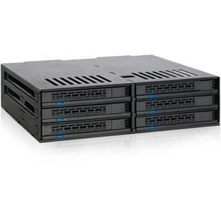 Icy Dock MB326SP 6x6,3cm SATAI-III/SSD/SAS MB326SP-B
