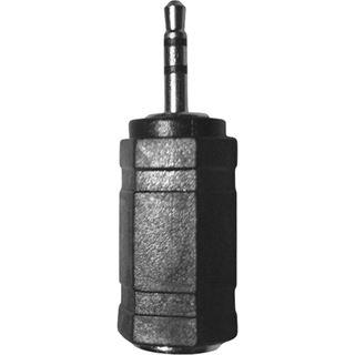LogiLink Audio-Adapter 3,5 mm Klinkenkupplung - 2,5 mm