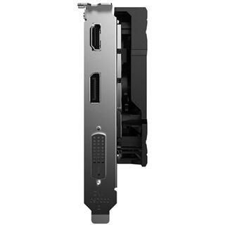 4GB ZOTAC GeForce GTX 1050 Ti OC Aktiv PCIe 3.0 x16 (Retail)