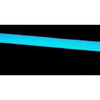 """Phobya Simple Sleeve Kit 3mm (1/8"""") UV-Blau 2m incl. Heatshrink"""