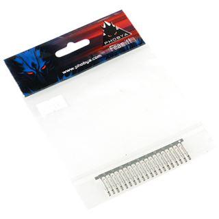 Phobya ATX/VGA Power Connector Pin Buchse - 20 Stück