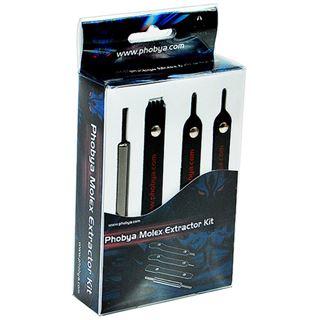 Phobya Molex Extractor Kit (Sleevingwerkzeug)