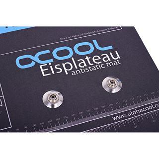 Alphacool Eisplateau Anti-Statik Arbeits- und Montagematte 120x60cm