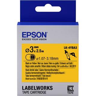 Epson Tape LK4YBA3 HST BLK/