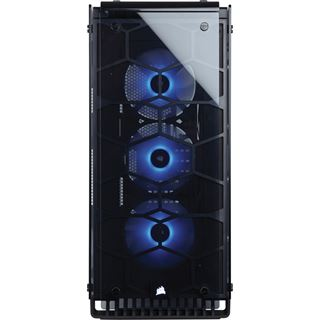 Corsair Crystal 570X RGB mit Sichtfenster Midi Tower ohne Netzteil