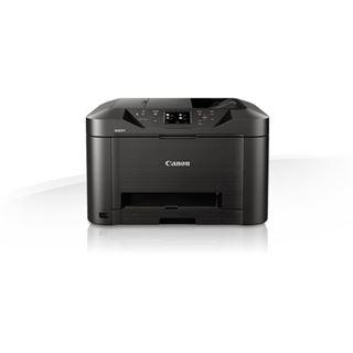 Canon MAXIFY MB5155 Tinte Drucken / Scannen / Kopieren / Faxen LAN /